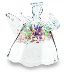 Home Decor: Fond Memories Hand-Blown Angel
